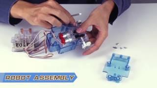 DIY BO BOXING ROBOT DIY TOYS SUBOTECH /EIT™ DY004