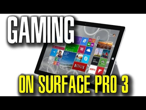 Surface Pro 3 Gaming - Battlefield Bad Company 2