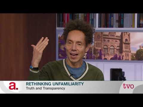 Malcolm Gladwell: Rethinking Familiarity