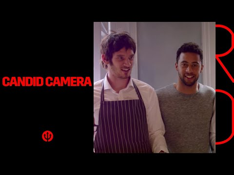 Candid camera with Mousa Dembele, Jan Vertonghen & Nacer Chadli!