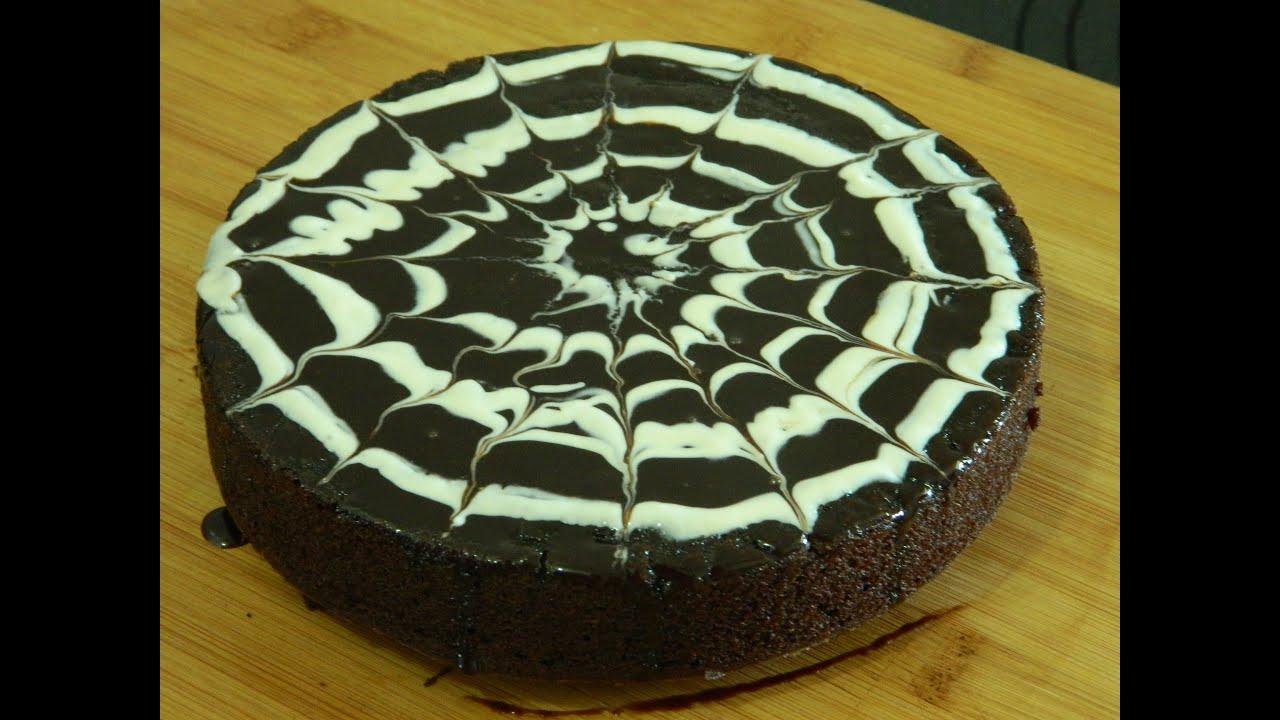 how to make eggless chocolate cake in microwave in hindi
