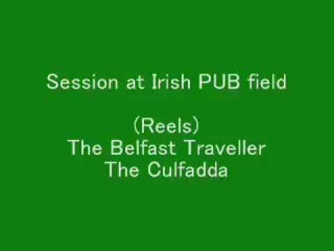 (Reels) The Belfast Traveller, The Culfadda (Walsh's Fancy) - Session
