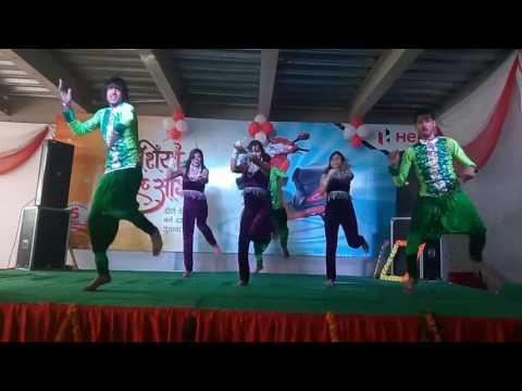 Popping Tinku Show In Mumbai.