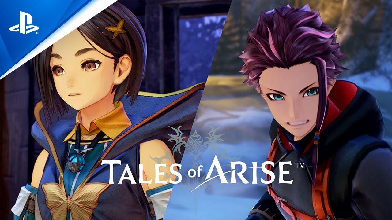 『Tales of ARISE』Rebellionトレーラー