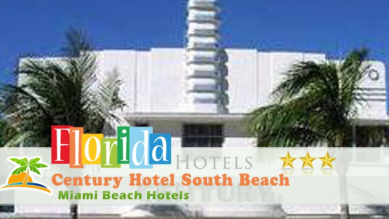 Century Hotel South Beach Miami Hotels Florida