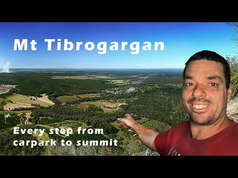 Mt Tibrogargan Summit