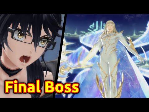 Tales of Berseria - Final Boss ... (PC) Gameplay |