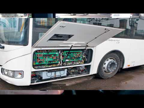 "Автобус Iveco ""Сrossway""- немного о нём"
