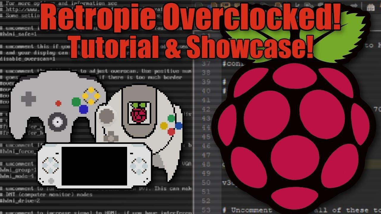 Review: Overclocking the Raspberry Pi 3 for RetroPie