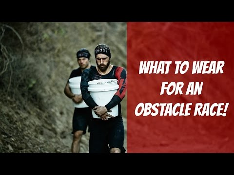 What To Wear For An Obstacle Course Race [Spartan Race, Warrior Dash, Tough Mudder]
