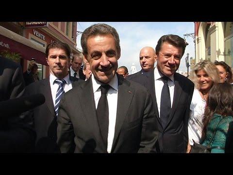 Affaires: Nicolas Sarkozy contre-attaque et frappe fort - 21/03