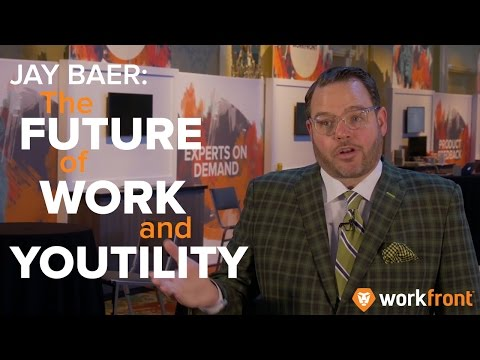 Jay Baer at LEAP 2017: The Future of Work and Youtility