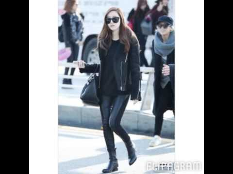 Snsd Jessica Jung Fashion Style By Clyf Youtube