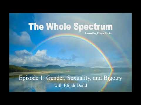 Gender, Sexuality, and Bigotry with Elijah Dodd | TWSP with Ethan Parks