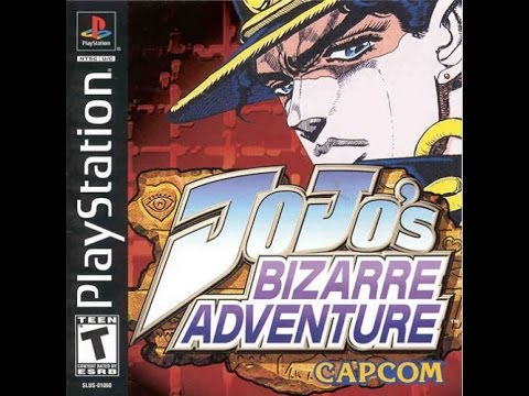 Download Jojo's Bizarre Adventure PSX