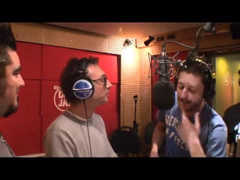 ASGANAWAY - La prima diretta di Fabio Alisei Paolo Noise e Wender a Radio Deejay