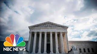 Live: Trump Announces Supreme Court Justice Nominee | NBC News