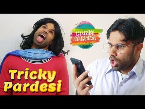 Tricky Pardesi | Rahim Pardesi | Desi Tv Entertainment