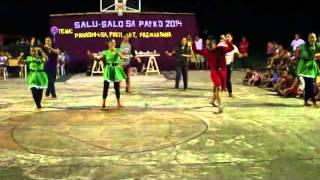 Kuradang Discoral Dancers Steps