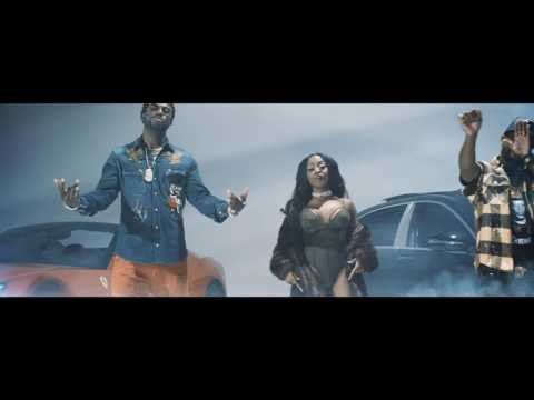 Video: Natasha Mosley ft Gucci Mane – Drunk
