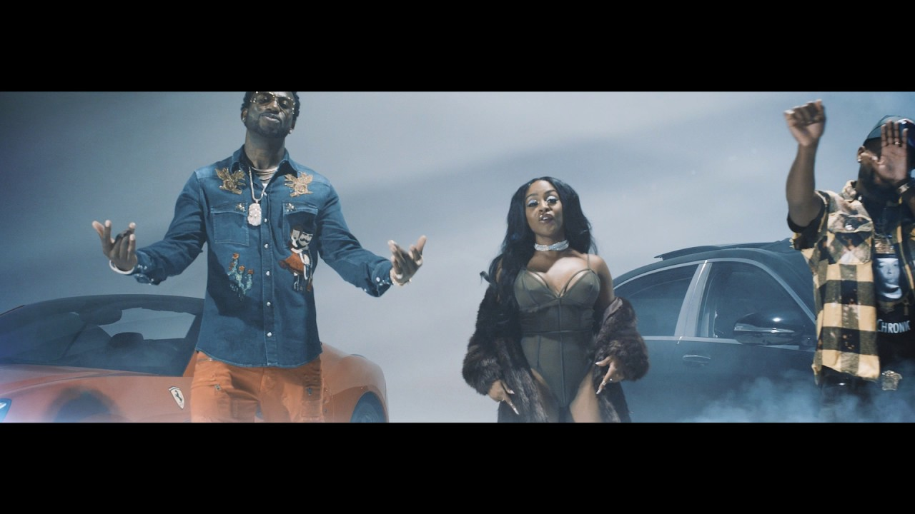 Natasha Mosley- Drunk (feat. Gucci Mane) Official Video Download