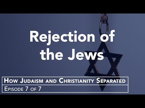 How Judaism and Christianity Separated: The Effect of Antisemitism