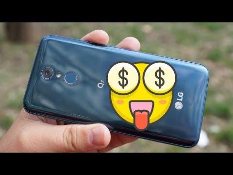 Видео ревю на LG Q7 - Смартфон с красив дизайн и ниска цена