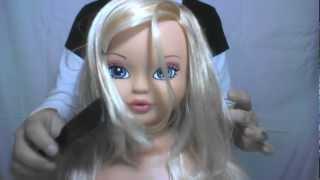 ASMR Hair Brushing 1PT