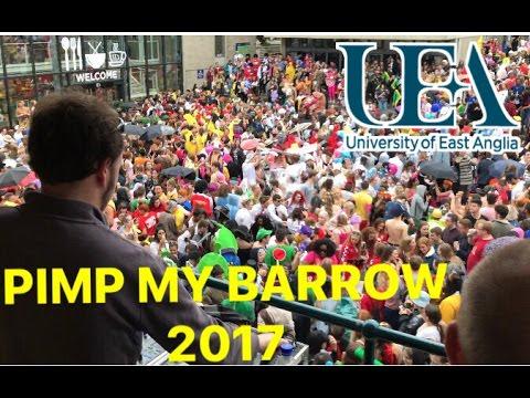 UEA PIMP MY BARROW 2017