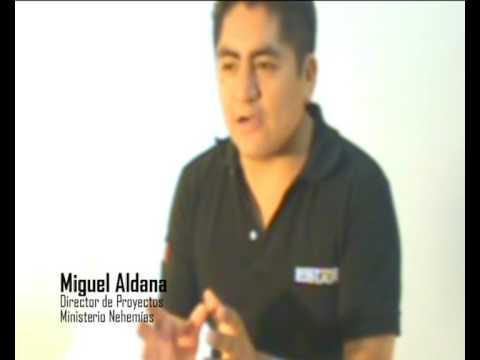 Entrevista a Miguel Aldana Proyecto Templo Mananti...