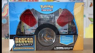 Opening A Dragon Majesty SUPER PREMIUM Collection!!!