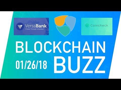 Millions lost in Coincheck Hack - Blockchain Buzz Ep. 10 | Coinsquare