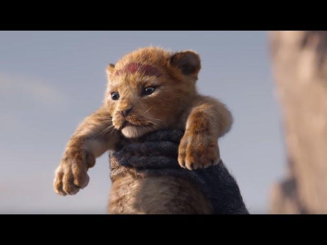 The Lion King - Live Action Trailer (NL Ondertiteld) - Disney NL