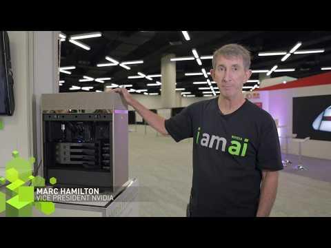 NVIDIA DGX Station: Power of 400 CPUs