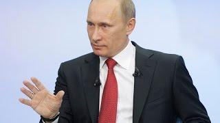 Как жесты выдают Путина, Олланда и Меркель