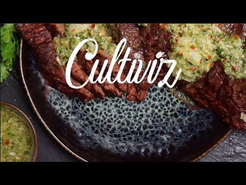 Bavette met chimichurri saus | Cultiviz