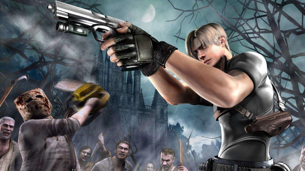 Junte-se à minha live de Resident 4