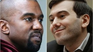 Martin Shkreli Exposed to be an Attention Seeking Hoe After Lying About Buying Kanye's Album.