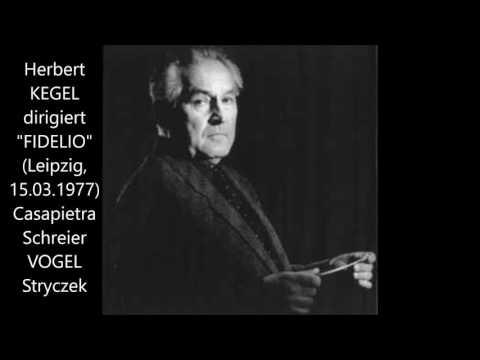 Beethoven: Fidelio (Kegel, Casapietra, Schreier, Vogel, 1977)