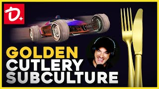Gold Cutlery Subculture - Trackmania Golden Goblet (6/7)