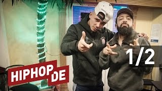 Capital Bra: LX, Bonez MC, Olexesh, Ufo361, Ukraine, russischer Rap & Fame (Interview) #waslos