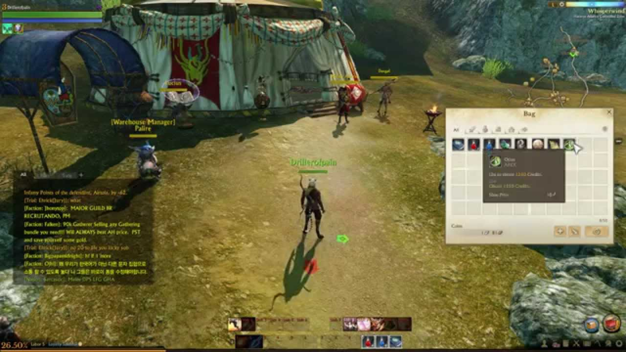 archeage how to get apex