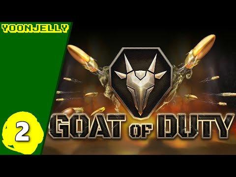 [Goat of Duty] MARKHOR!  