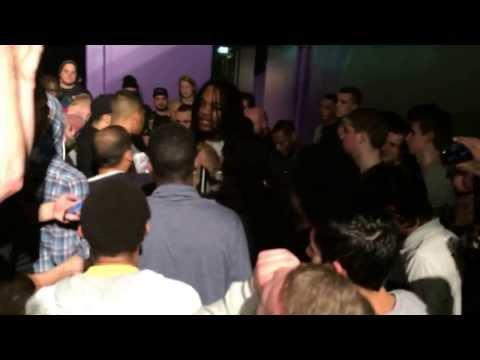 Waka Flocka Tilburg 013 - Bustin At Em,Bricksquad,Ballin Out, 50K
