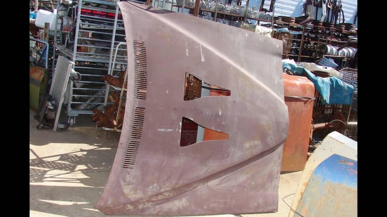 for sale 1973 gto hood pontiac lemans 455 grand am 400 ho [ 1280 x 720 Pixel ]