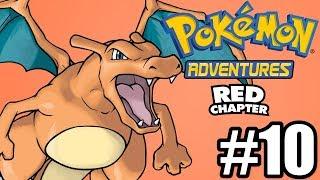 ????W POSZUKIWANIU POBOCZNYCH ZADAŃ???? - Pokemon Adventures Red Chapter (Sezon 2) #10 - Na żywo