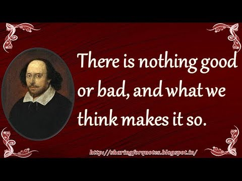 Shakespeare Inspirational Quotes