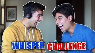 WHISPER CHALLENGE   DOSOGAS