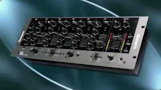 Numark C Series Mixers: Overview
