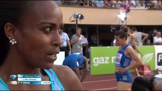 Genzebe Dibaba DESTROYS Women